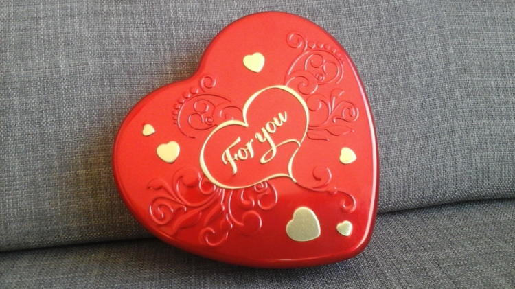 Lidl valentine chocolates