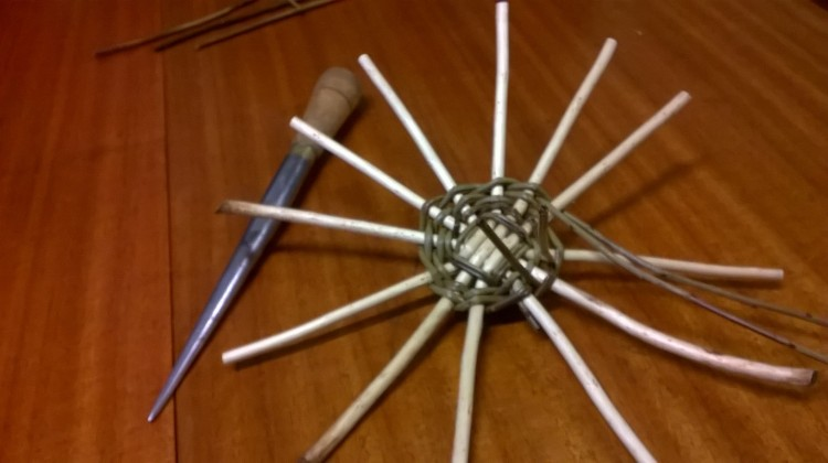 Basket Making early stages