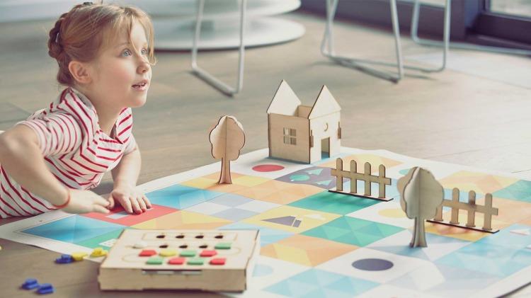 Cubetto Coding Toy