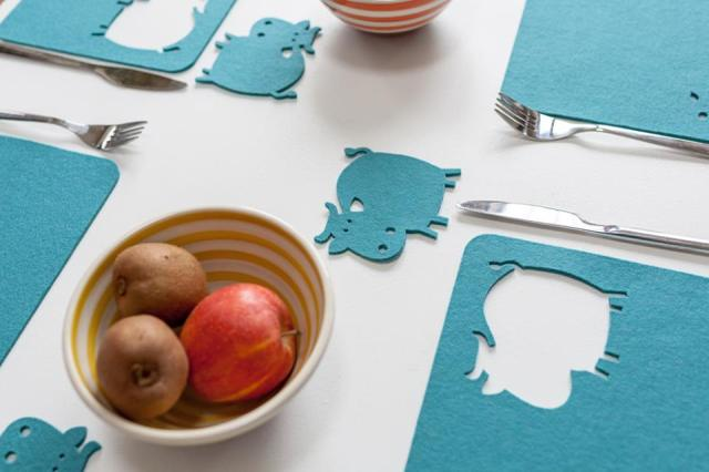 Beau Placemat by Green Gorgeous