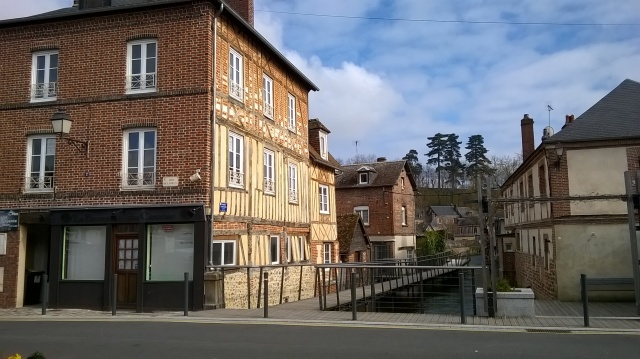 Bayeux Village France