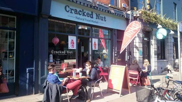 cracked nut deli dublin