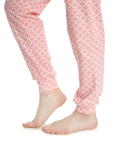 tile print pyjama bottoms from dunnes stores