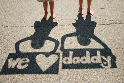 we love you daddy shadown photo