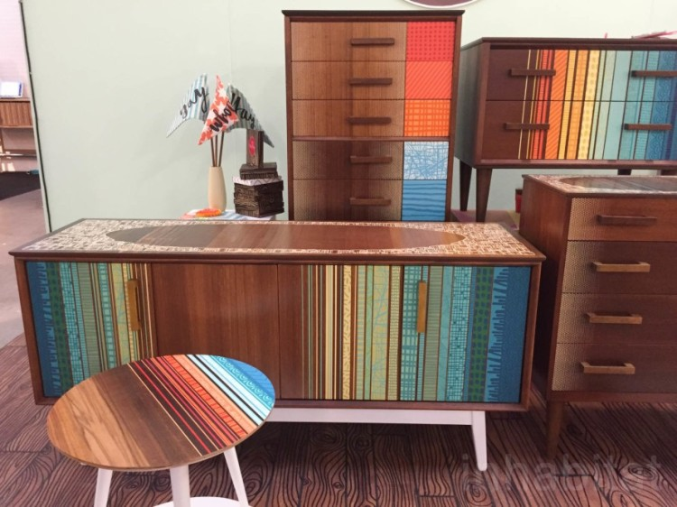 Upcycled Furniture by Zoe Murphy
