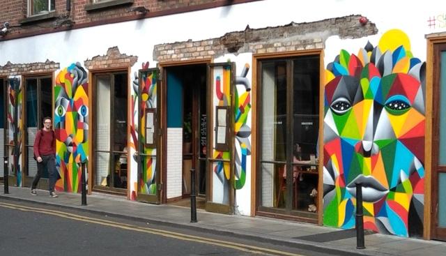 restaurant on Drury St