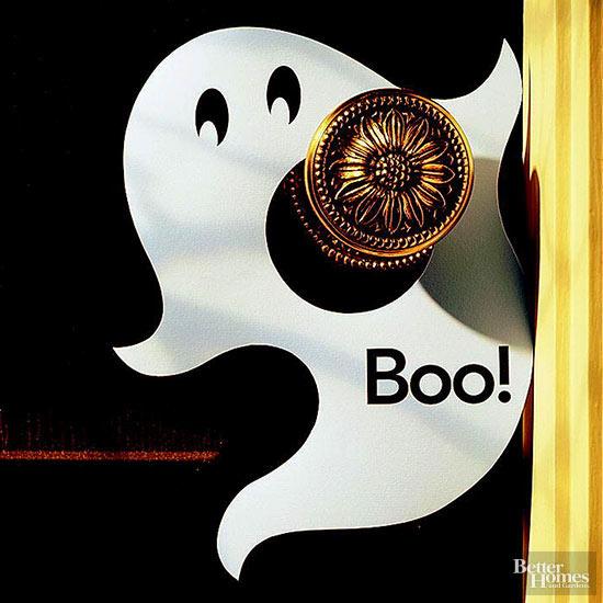 ghost door hanger