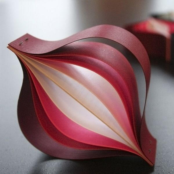 paper Christmas decoration