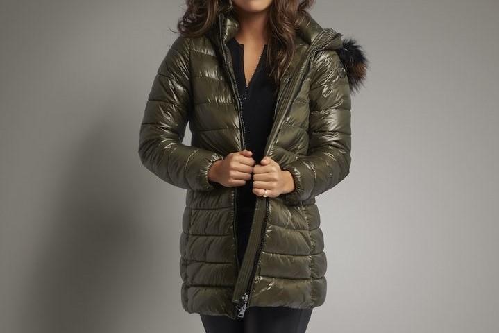 recycled coat
