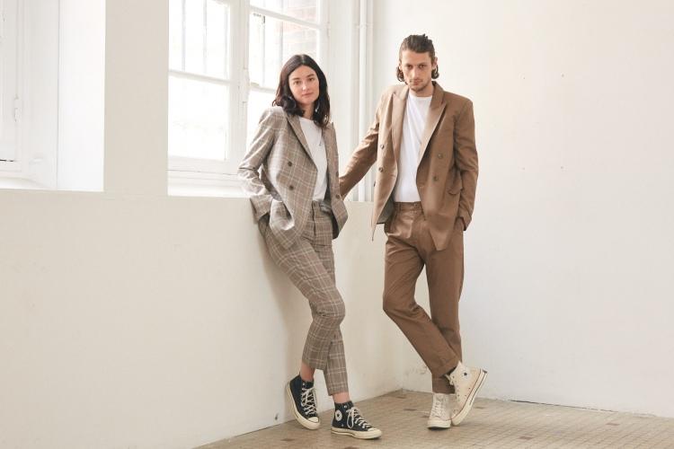 gender neutral natural clothing