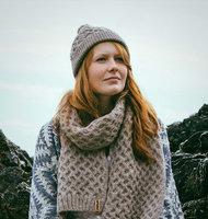 Rapuni wool scarf