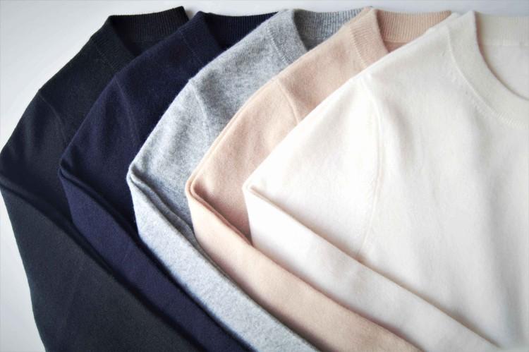 organic cashmere