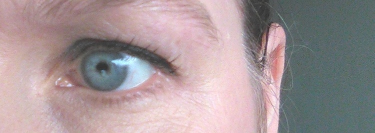 eye open