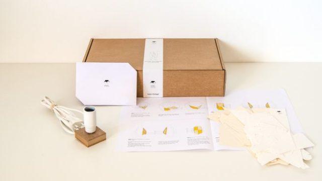 paperlamp kit