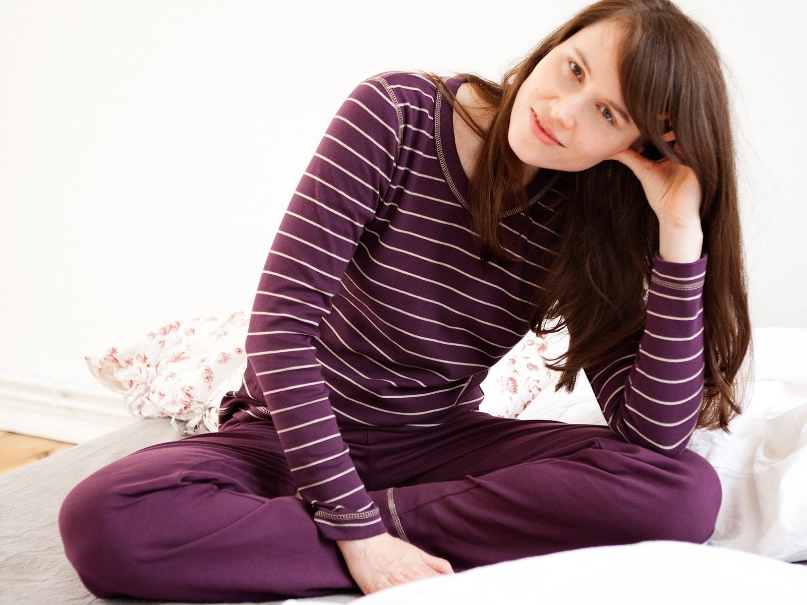 Sustainable Ethical Nightwear | living lightly in ireland