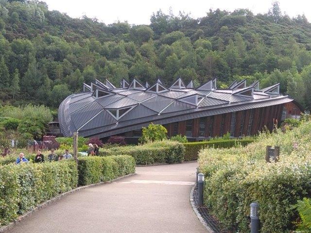 Eden Core Building