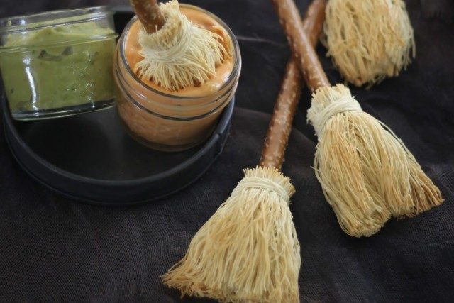 Broomstick Appetisers