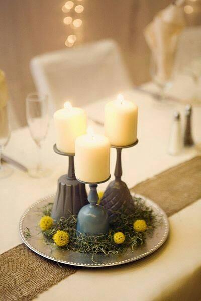 Hallowe'en Table Centrepiece