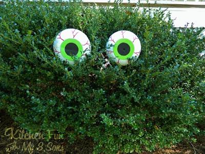 Creepy Hedge