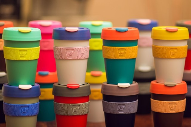 Plastic Keepcup