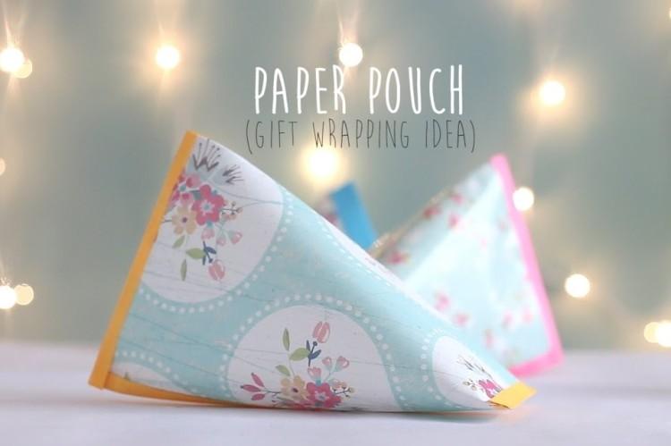 Ventuno Paper Pouch