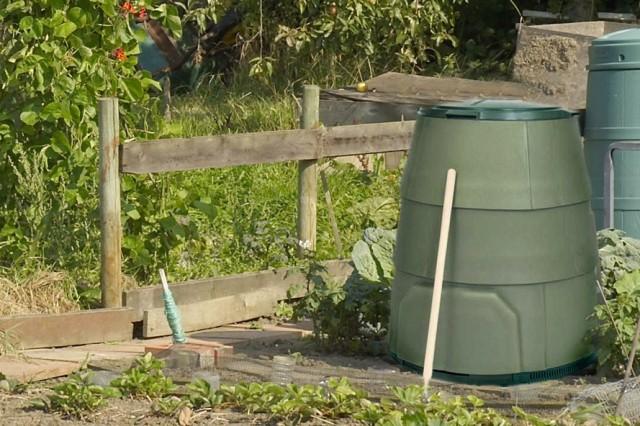 Green Johanna Hot Composter
