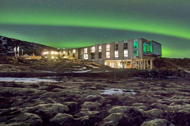 Ion Hotel in Iceland
