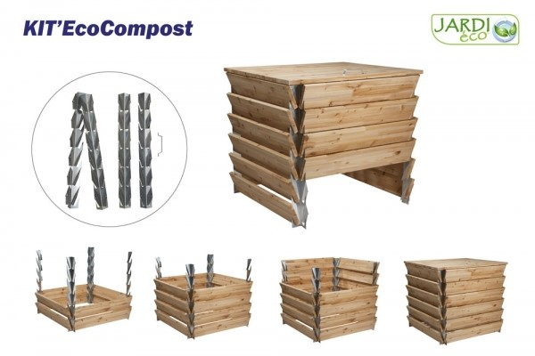 Le Kit Eco Compost
