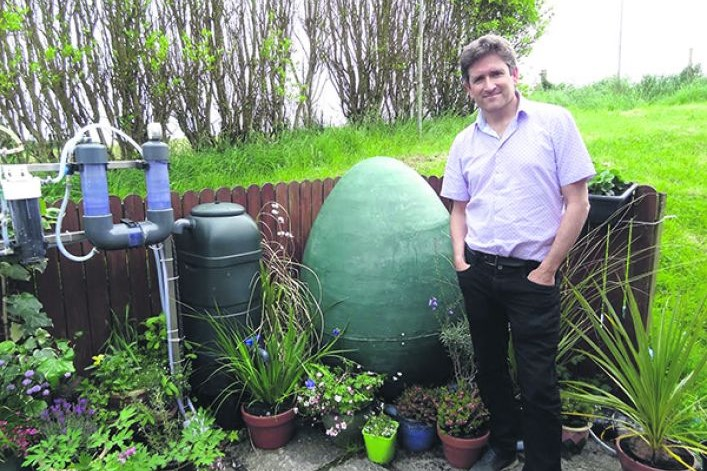 domestic biogas digester