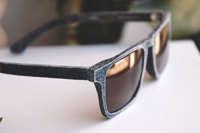 Recycled Denim Sunglasses