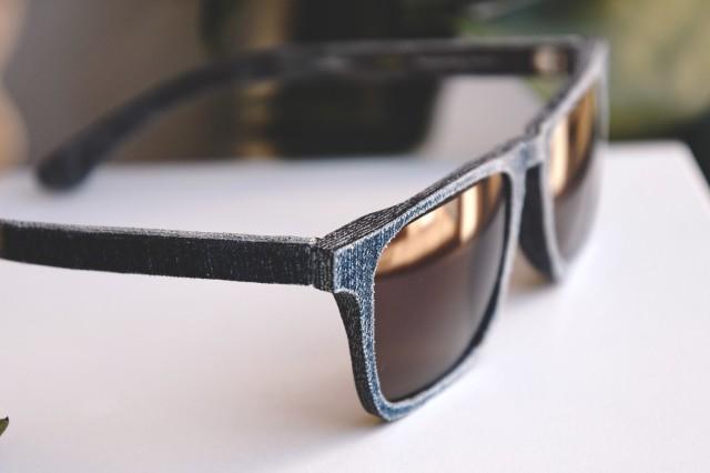 Recycled Denim Sunglasses