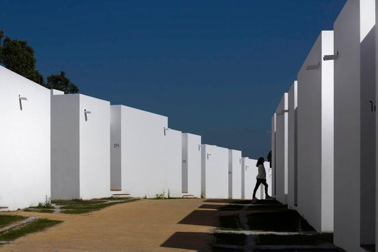 Modern Eco Hotel in Portugal
