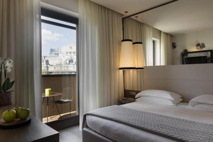 eco hotel in Milan
