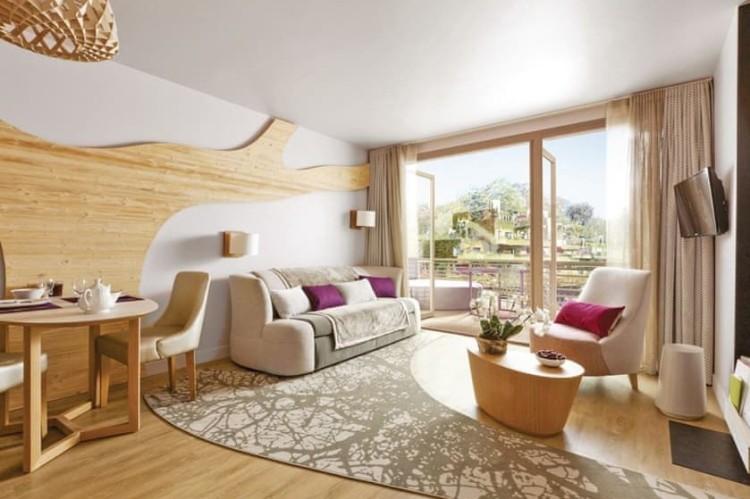 eco resort in France