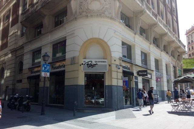 exterior photo of store