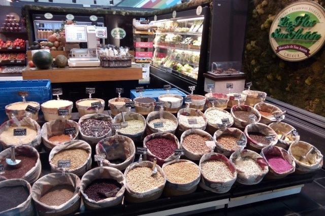 package free goods at San Anton Mercado