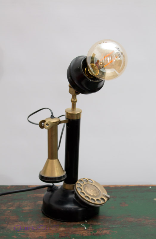 phone as light