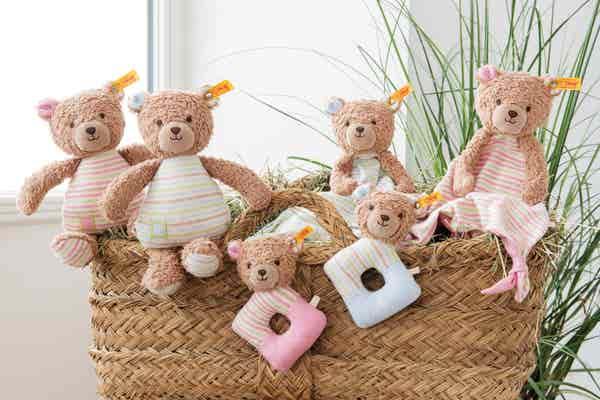 organic cotton teddy
