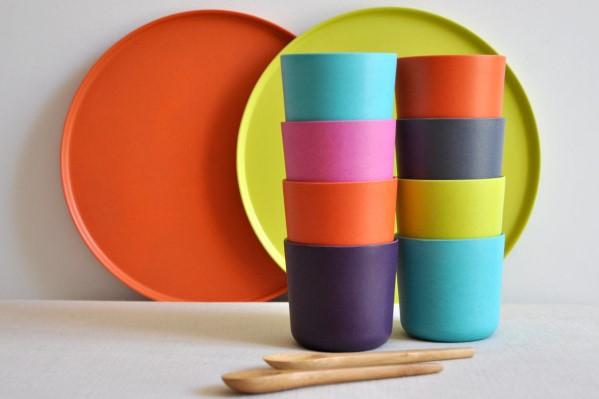 Bamboo Dinnerware