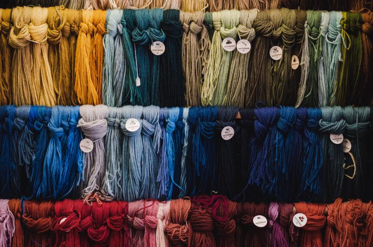 Sustainable Ethical Yarn
