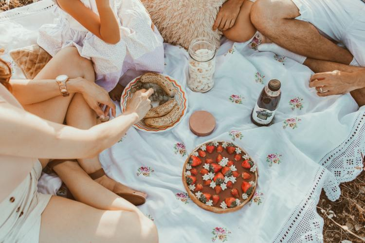 plastic free picnics