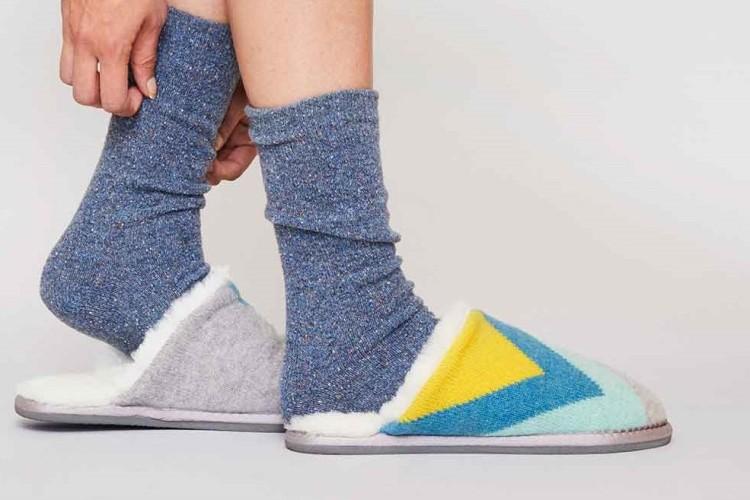 british wool slippers