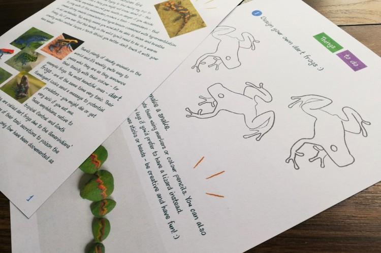 wildlife letters