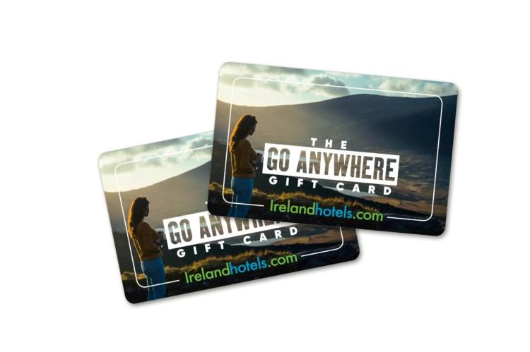 The Go Anywhere Gift Card