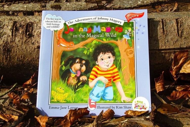 Irish printed childrens' books
